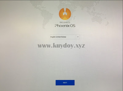 Cara Instal Phoenix OS Dual Boot Windows