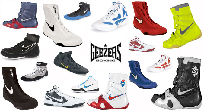 Geezers Boxing August 2013
