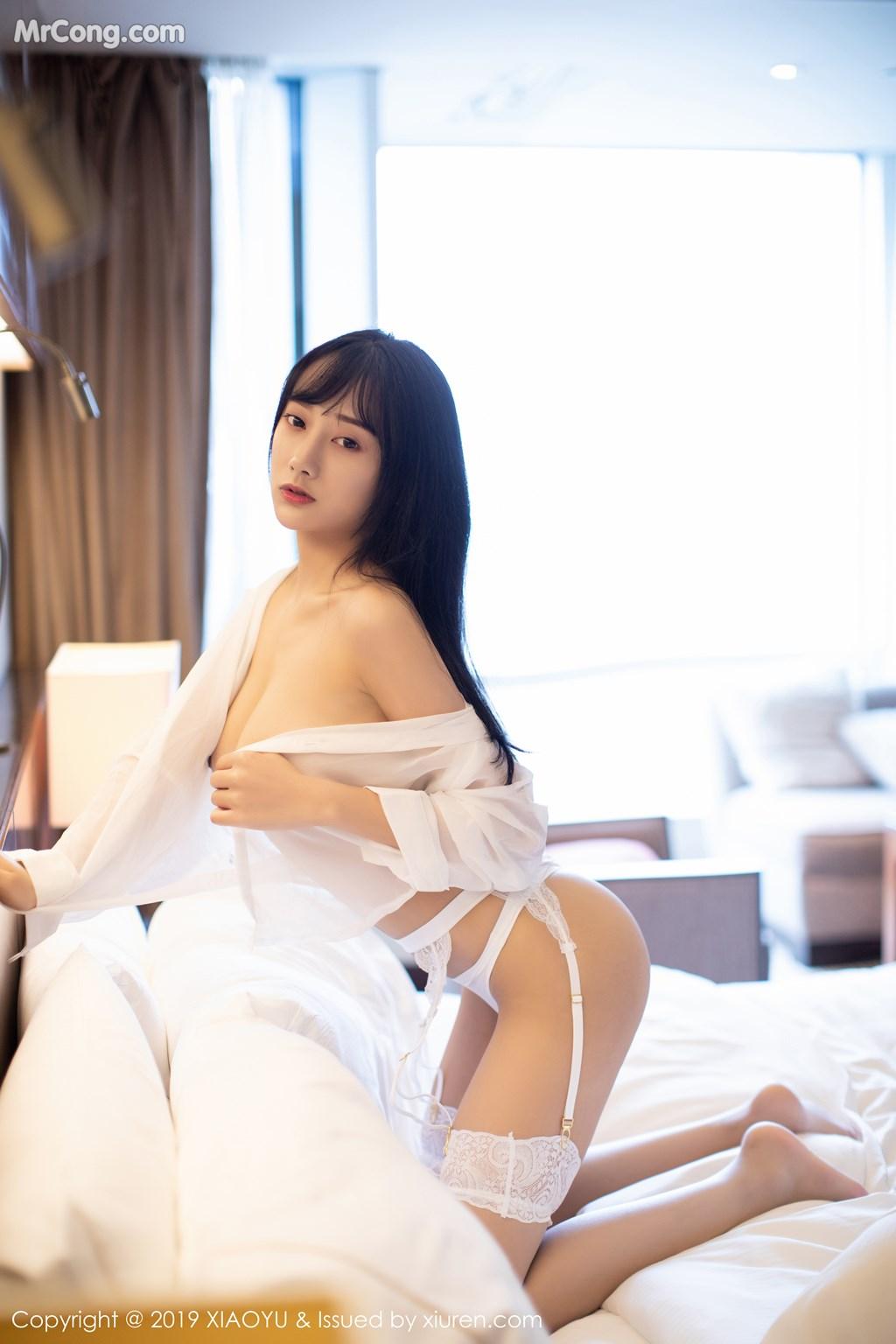 Image XiaoYu-Vol.076-He-Jia-Ying-MrCong.com-059 in post XiaoYu Vol.076: He Jia Ying (何嘉颖) (72 ảnh)