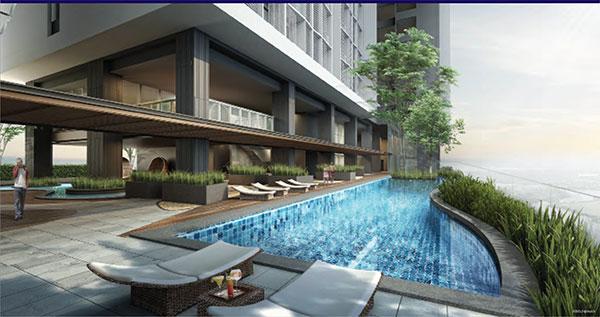 The Gateway @ Cambodia Pool