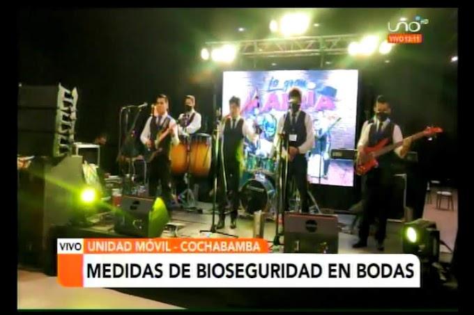 Presentan protocolos de bioseguridad para fiestas con grupos musicales en pandemia