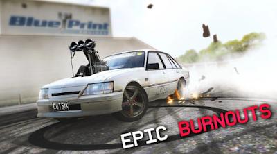 Torque Burnout dengan mod money