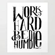 Running, Humble, Humility