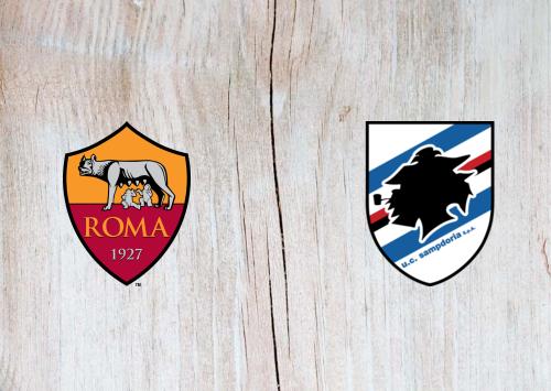 Roma vs Sampdoria -Highlights 03 January 2021