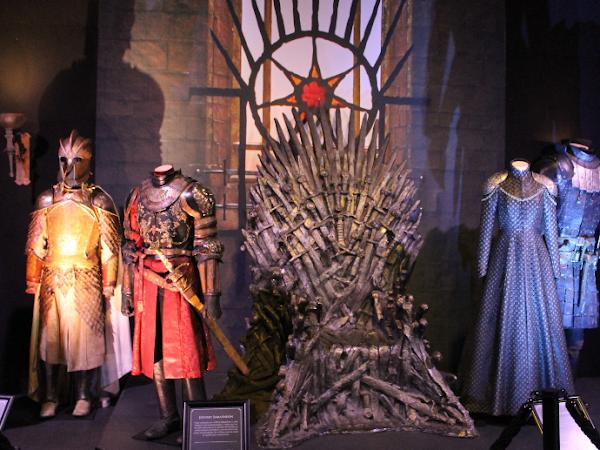 La exposición de Juego de Tronos en Madrid