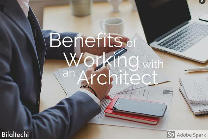 How to work with an architect and make money online