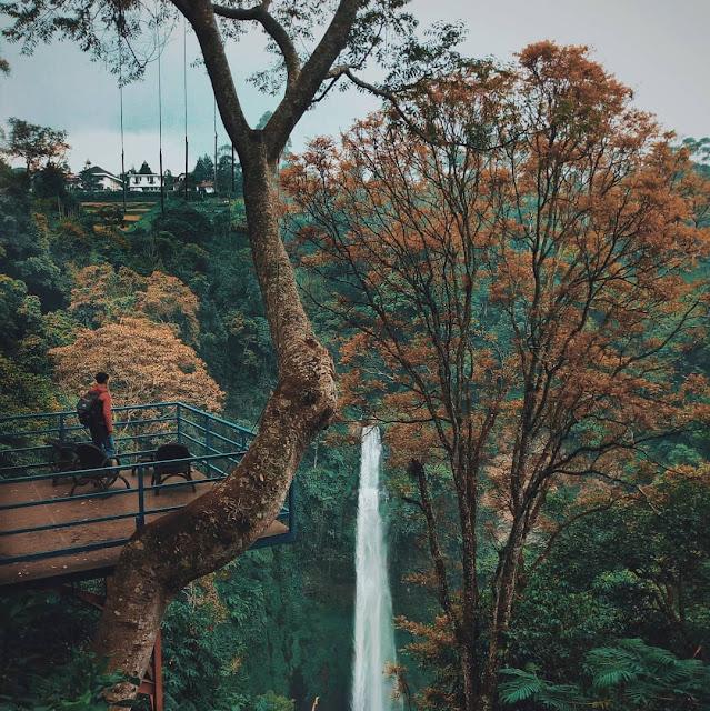 Curug Cimahi Rainbow Bandung