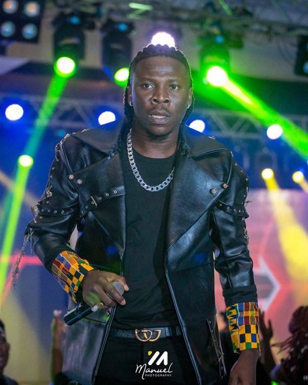"""Stonebwoy is set to celebrate one year Anniversary for his """"Anlogah Junction Album"""" click for details"""