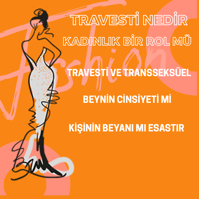 Travesti nedir
