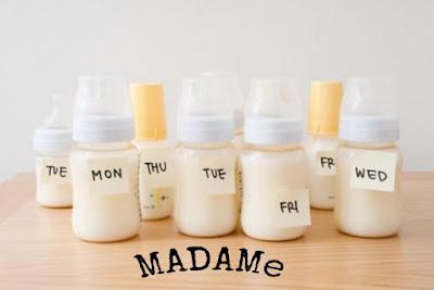 Tips tingkatkan penghasilan susu semasa mengepam