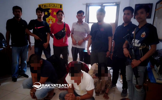 5 Komplotan Pencuri Asal Gowa dan Takalar Ditangkap Saat Beraksi di Toraja