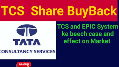TCS Shares Buyback