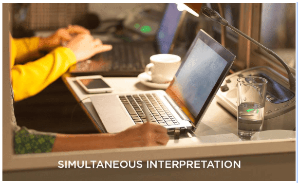 What kind of figures you should know about simultaneous interpretation?