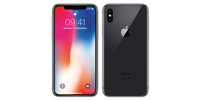 Spesifikasi Apple iPhone X
