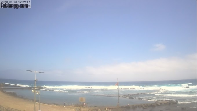 Nuestra playa en directo