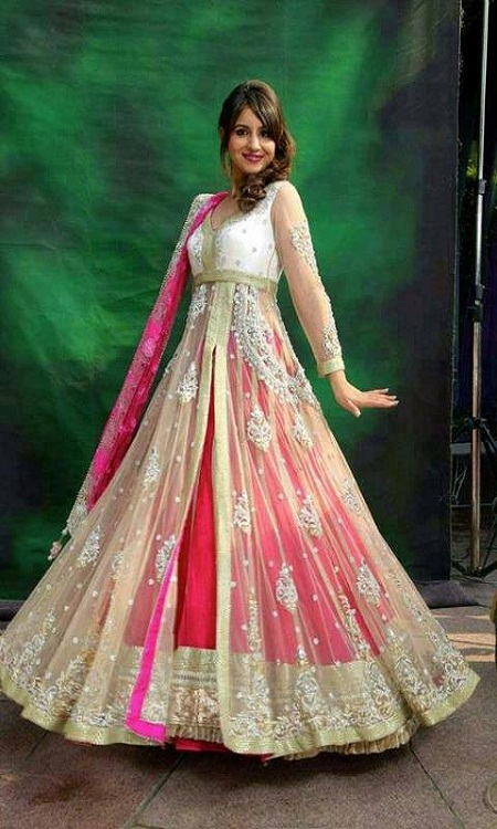 Top 10 most beautiful latest bridal dresses pak fashion for Top 10 most beautiful wedding dresses