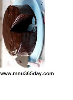 طريقه عمل كيك بالشوكولاته سهل