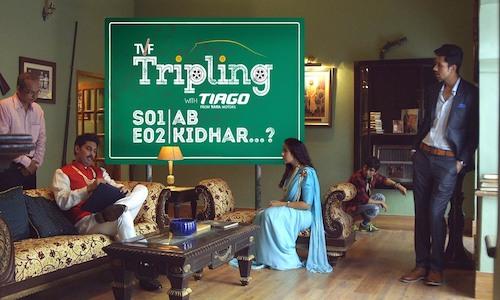 TVF Tripling S01E02 Ab Kidhar