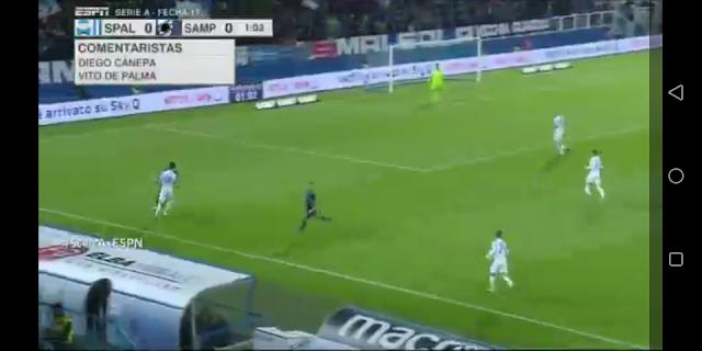 ⚽️⚽️⚽️ Live Serie A SPAL  Vs Sampdoria ⚽️⚽️⚽️