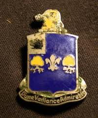 SP/4 Ronald E McCreary, 1st A R B , 48th Infantry, 1961
