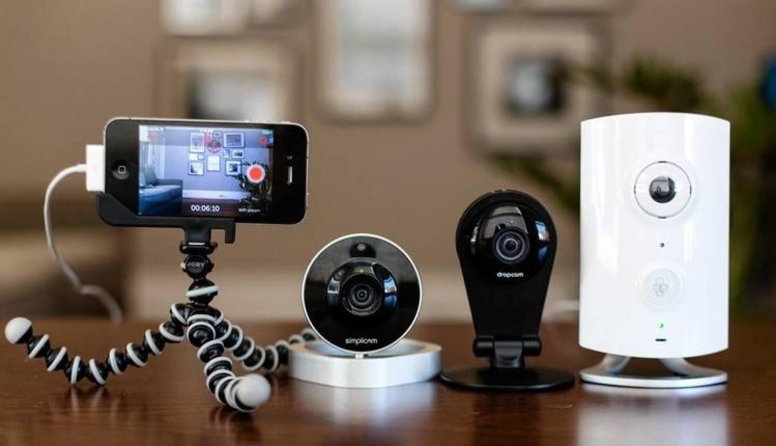 ابتكار تطبيق رائع يحول هاتفك القديم إلي كاميرا مراقبة