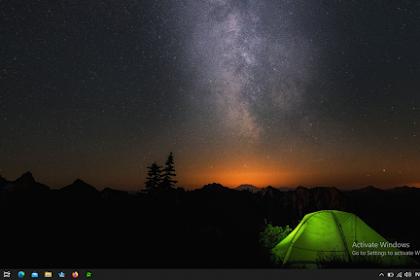 Cara aktivasi windows 10 tanpa aplikasi 100% berhasil