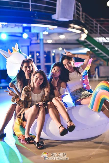 Star cruises Superstar Libra 丽星邮轮 天秤号 3D2N 槟城 普吉岛 Penang Phuket 跳舞party