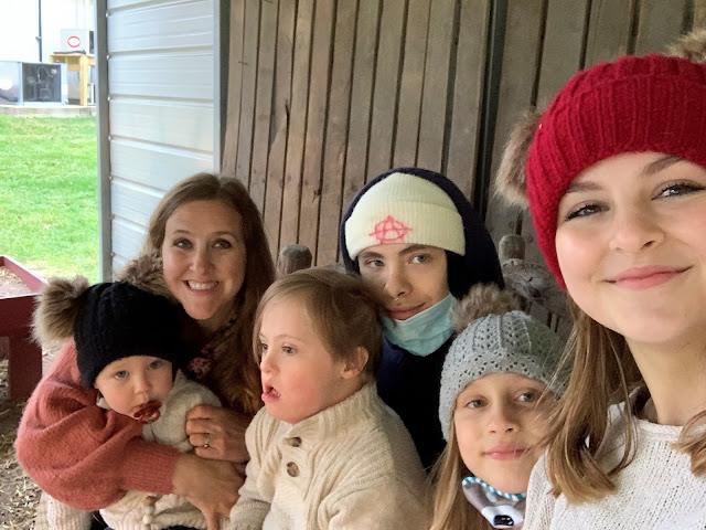 Large Family Blog