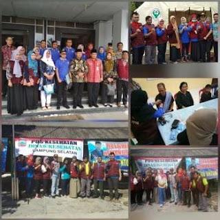 DPW PPNI Bengkulu kirmkan Relawan Ke Lampung Selatan