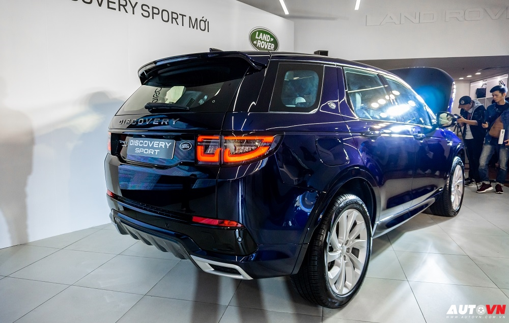 Land Rover Discovery Sport 2020