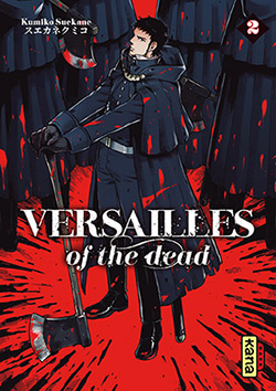 Versailles of the dead tome 2