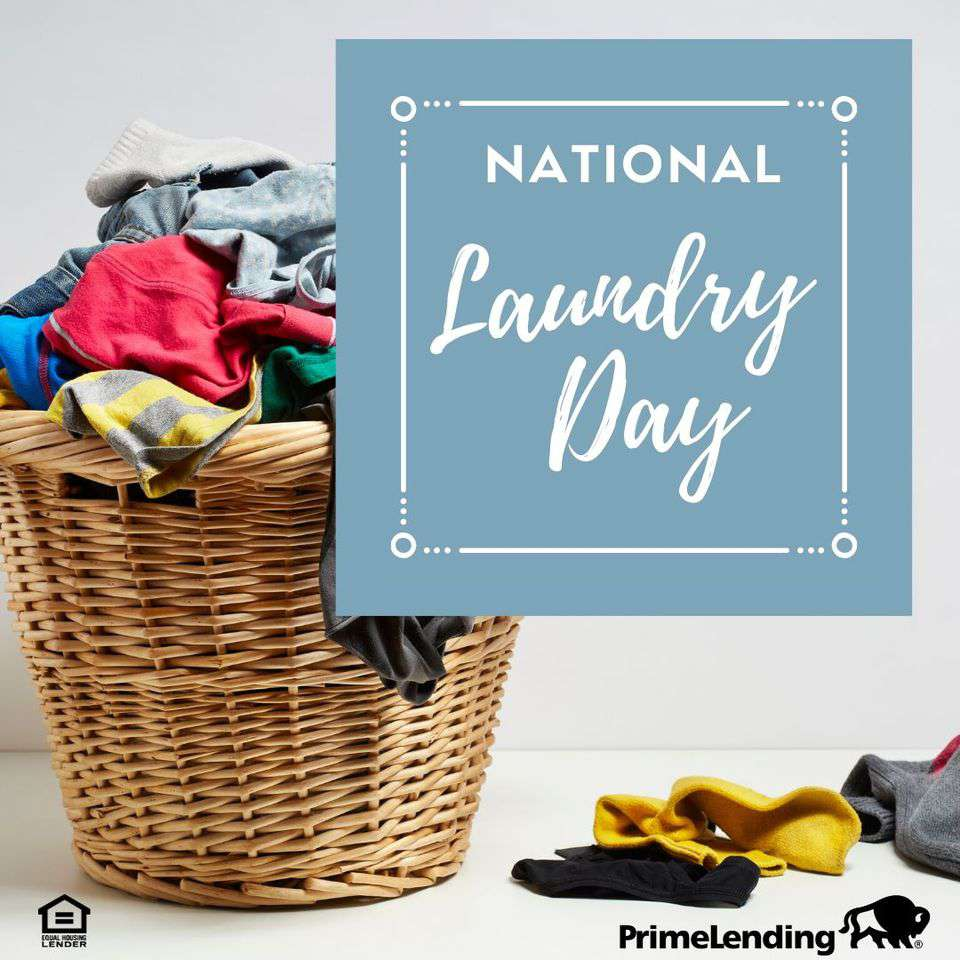 National Laundry Day Wishes Unique Image