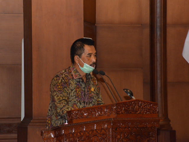 DPRD Bali Sepakati Lima Industri Unggulan Provinsi