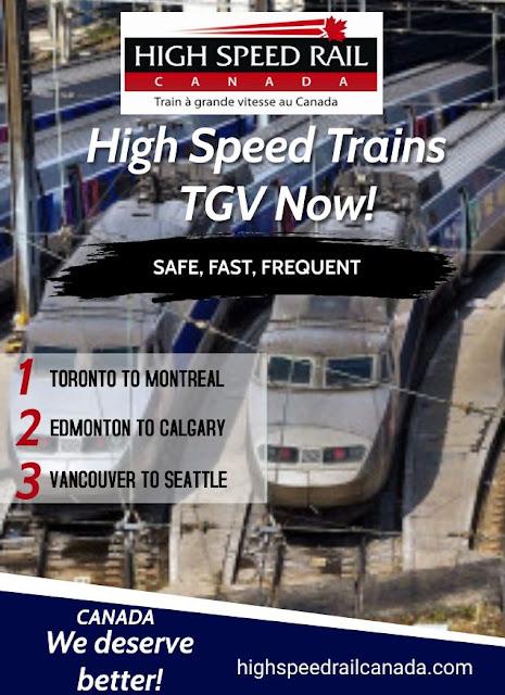 hihg-speed rail canada