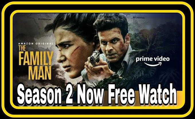 The Family Man (2021) - Amazon Prime Web Series s02 complete