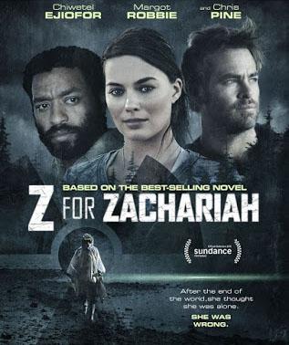 [เสียงไทยมาสเตอร์มาแล้ว] Z FOR ZACHARIAH (2015) โลกเหงาเราสามคน[MASTER][1080P] [เสียงไทยมาสเตอร์]
