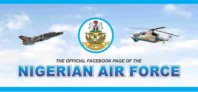 LIST OF SUCCESSFUL CANDIDATES - 2020 NIGERIAN AIR FORCE RECRUITMENT EXERCISE