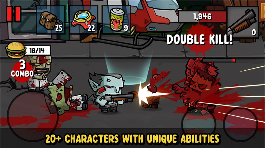 Download Zombie Age 3 Premium MOD APK 2