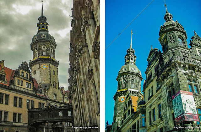 Hausmannsturm, Dresden, Alemanha