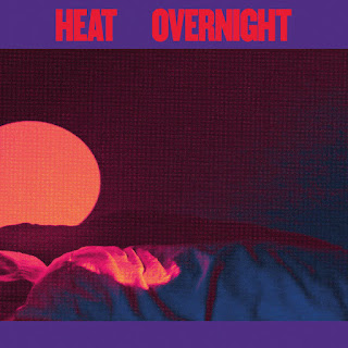 Heat - Overnight (2017) - Album Download, Itunes Cover, Official Cover, Album CD Cover Art, Tracklist