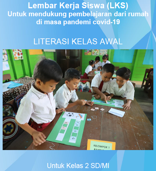 Inovasi LKS Kelas 2 SD MI Literasi Kelas Awal