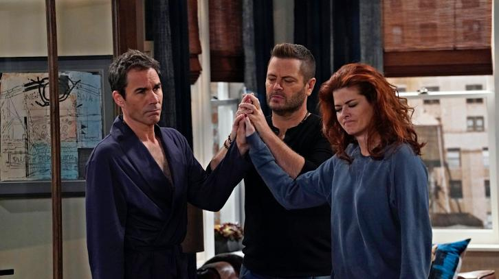 Will & Grace - Episode 9.08 - Friends and Lover - Promotional Photos