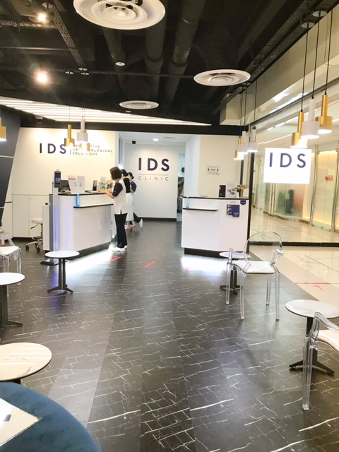 My IDS Skincare Journey at IDS Clinic