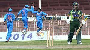 India vs pakistan under-19 world cup head-to-head