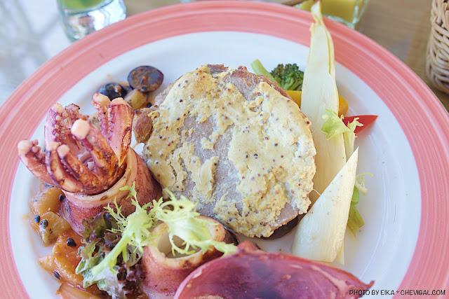MG 0651 - 橄欖愛洋蔥,海線第1間高爾夫球景觀餐廳,地中海城堡風格好吸睛!