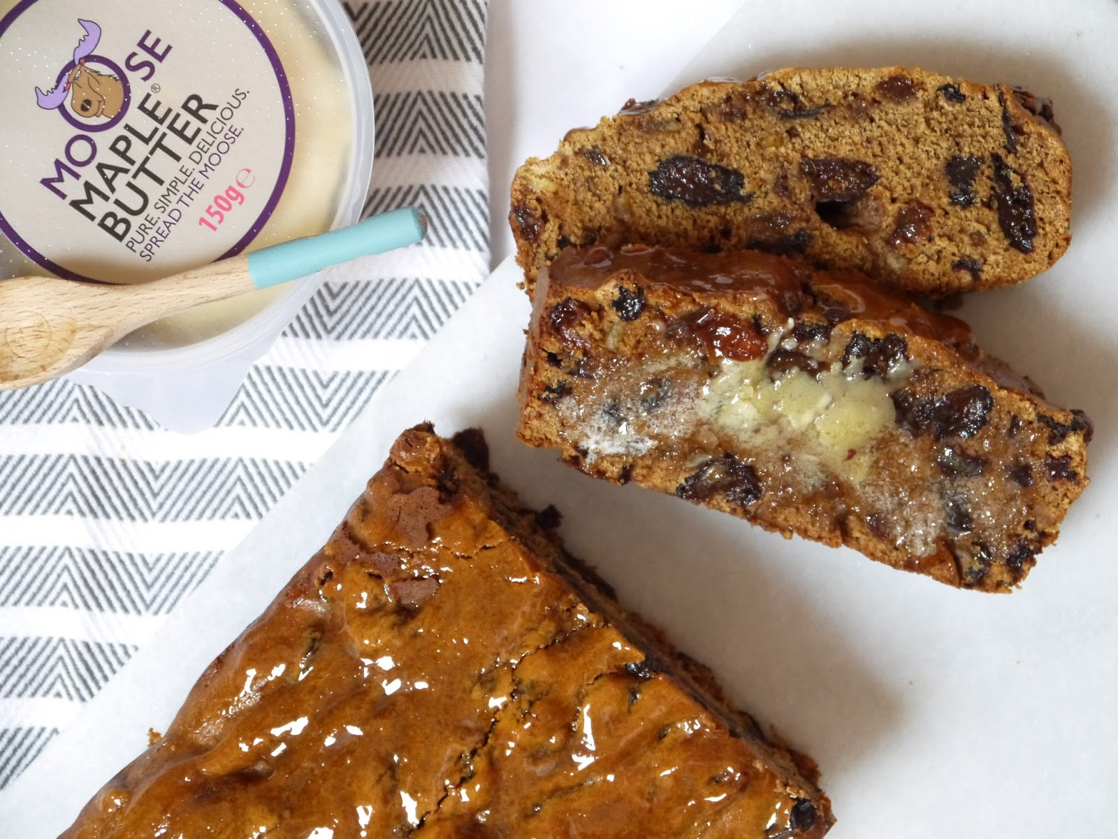 Moose Maple Butter The Betty Stamp Recipe Malt Loaf