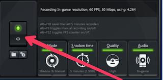 Nvidia Keyboard Shortcuts