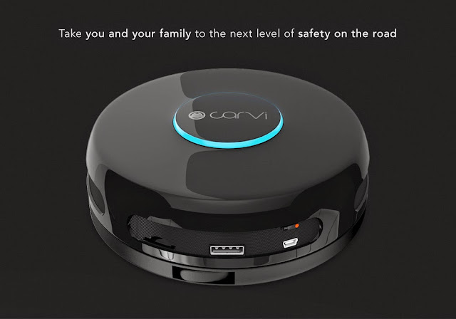 Cool Cameras For Your Everyday Life - CarVi
