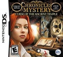 Chronicles of Mystery Curse of the Ancient Temple