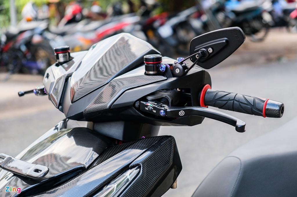 Honda Vario với gói độ 200 triệu tại TP.HCM